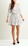 Vimosa Off shoulder Dress