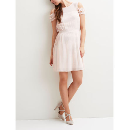 Vimillie S/L Dress