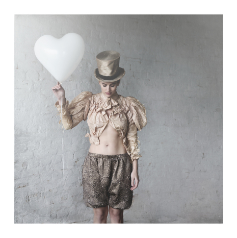 Kort, Kärleken 15x15 cm, Tove Frank