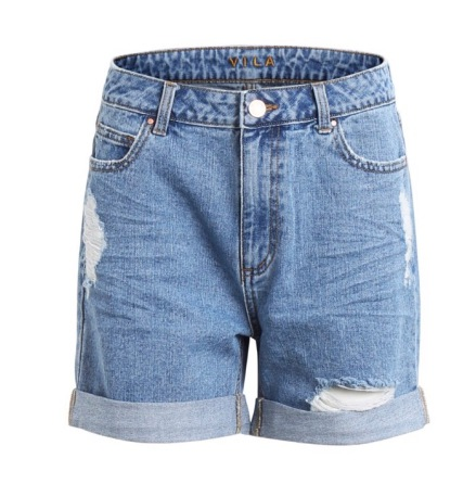 Vijules Denim Shorts