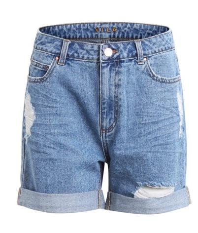 Vijules Denim Shorts