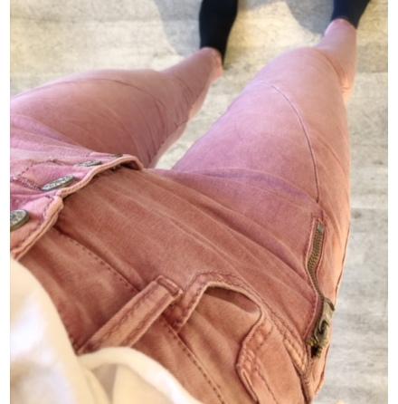 Jeans Rosa