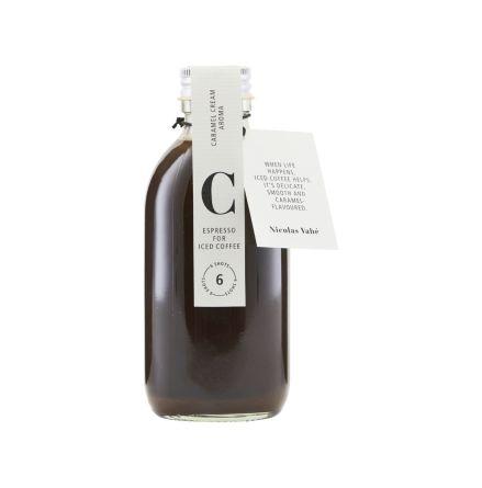 Iced Coffee, Cream Caramel Aroma 200 g Nicolas Vahé