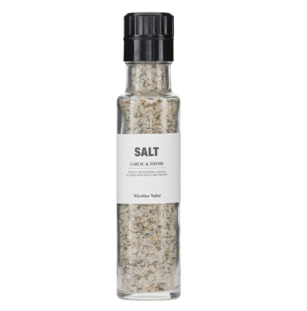 Salt with Garlic & Thyme 01