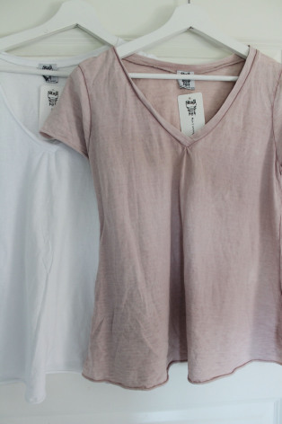 T-shirt Vit One size