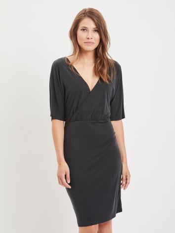 Viatetsy Dress Black
