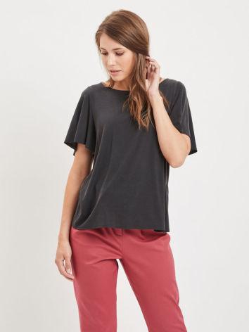 Viatetsy T-shirt Black