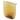 Mia vas bärnstensfärgat glas