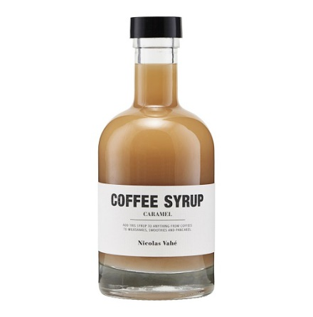 Syrup Caramel 25 cl