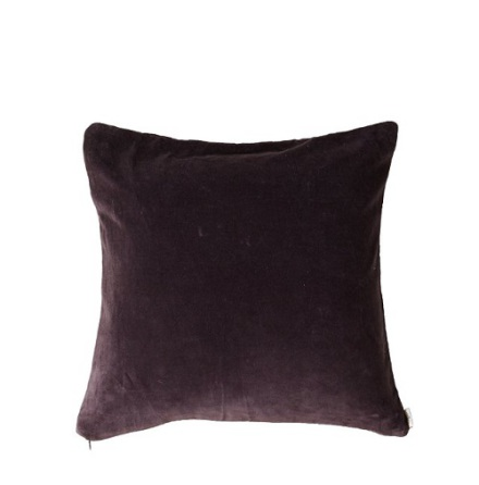 Toulouse Cushion cover 50x50 cm dark purple