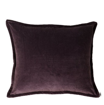 Toulouse Cushion cover 50x60 cm dark purple