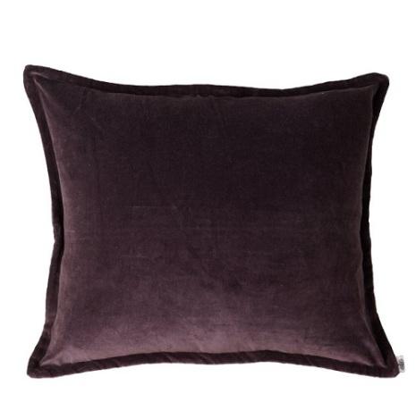 Toulouse Cushion cover 50x60 cm dark purple