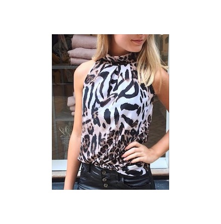 Topp Animalprint One size