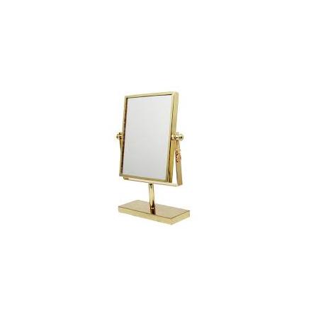 Agia Mirror H 35 X W 22 GOLD