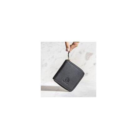 Naraha Wallet H 10 x w 10 x d2,5 cm black