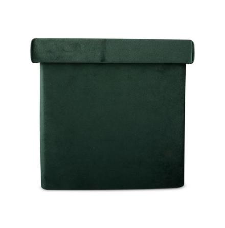 Förvaring fyrkant Softis grön