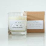 Doftljus Cottone pulito